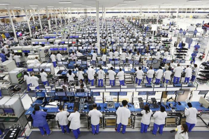 Foxconn, le géant méconnu plus grand qu'Apple