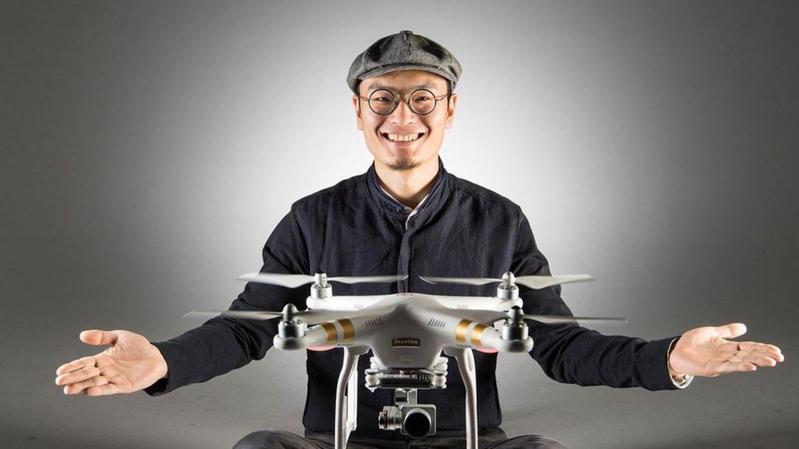 DJI FPV : le premier drone immersif pour débutants