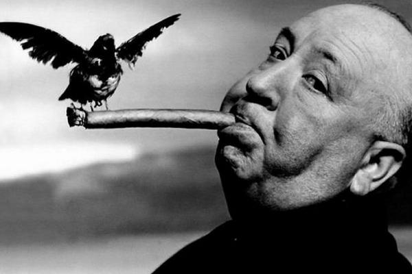"""Le """"green script"""" d'Alfred Hitchcock"""