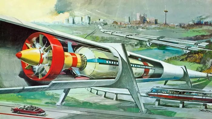 Le rêve de l'hyperloop