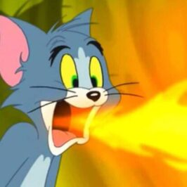 Tom and Jerry too spicy